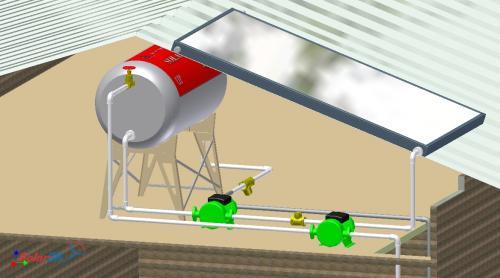 Sử dụng máy bơm tăng áp – Quy mô sử dụng