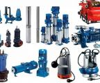 Khái niệm và phân loại về máy bơm nước