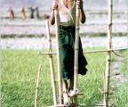 Chiếc máy bơm nước giúp người dân thoát khỏi đói nghèo