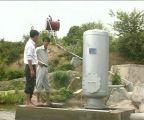 Máy bơm không cần nhiên liệu