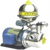 Máy bơm tăng áp vỏ gang đầu inox 1HP HJA 225-1-75 205