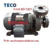 Máy bơm lý tâm đầu gang Teco G31-50-2P-1hp