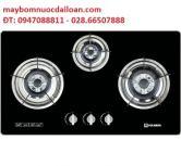 Bếp gas âm cao cấp Faber 3 bếp FB-A05G3