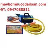 Máy bơm phun áp lực cao xịt rửa máy lạnh, xe LU SHYONG LS-906