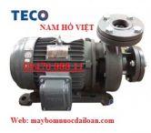 Máy bơm lý tâm đầu gang Teco G31-40-2P-1hp