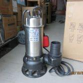 Máy bơm chìm hút bùn nước thải mastra 3 hp MAF 2200