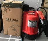 Máy bơm chìm APP BPS - 200