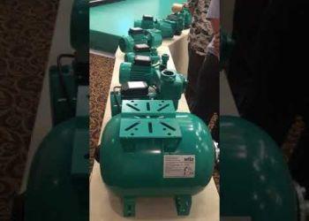 Thế giới máy bơm nước thời hiện đại