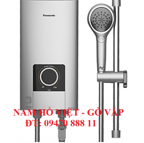 Máy nước nóng trực tiếp Panasonic DH-4NS3VS ( Không bơm- màu bạc)