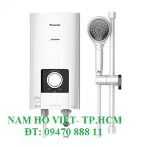 Máy nước nóng trực tiếp Panasonic DH-4NP1VW ( Có bơm- màu trắng)