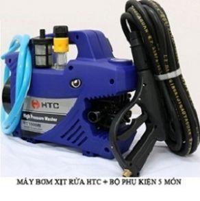 Máy bơm xịt rửa áp lực chuyên dụng HTC HT1800W