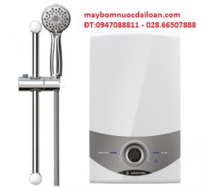 Máy nước nóng trực tiếp Ariston Aures comfort SM45PE ( có bơm)