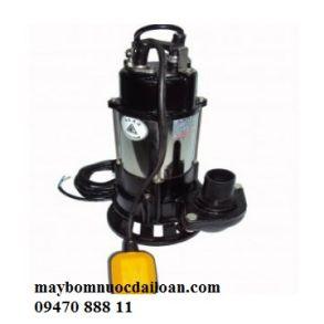 Máy Bơm Chìm Hút Bùn 1 HP HSF250-1-75 265(P) có phao
