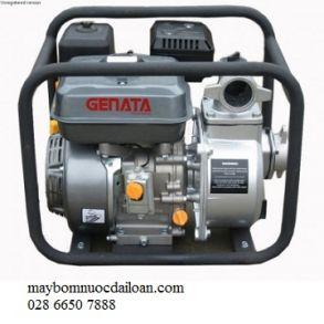 Máy Bơm Động Cơ Nổ GENATA 4,3 KW - 80 mm