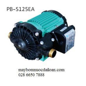 Máy bơm tăng áp điện tử Wilo PB-S125EA (Đức)