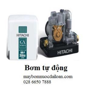 Máy bơm tăng áp nước nóng Hitachi WM-P150GX2