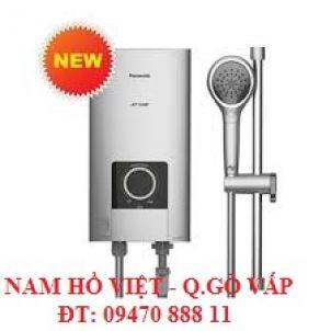 Máy nước nóng trực tiếp Panasonic DH-4NP1VS ( có bơm- màu Bạc)