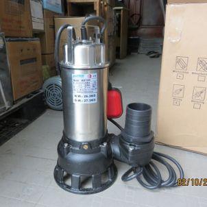 máy bơm chìm hút bùn nước thải mastra 2hp MAF 1500